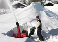 Keep Your Aging Parents Safe this Winter with a Snow Blower